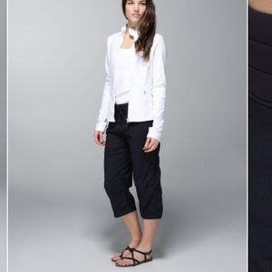 - Lululemon studio crop pants unlined